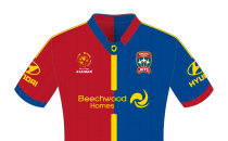 Newcastle Jets Home Kit