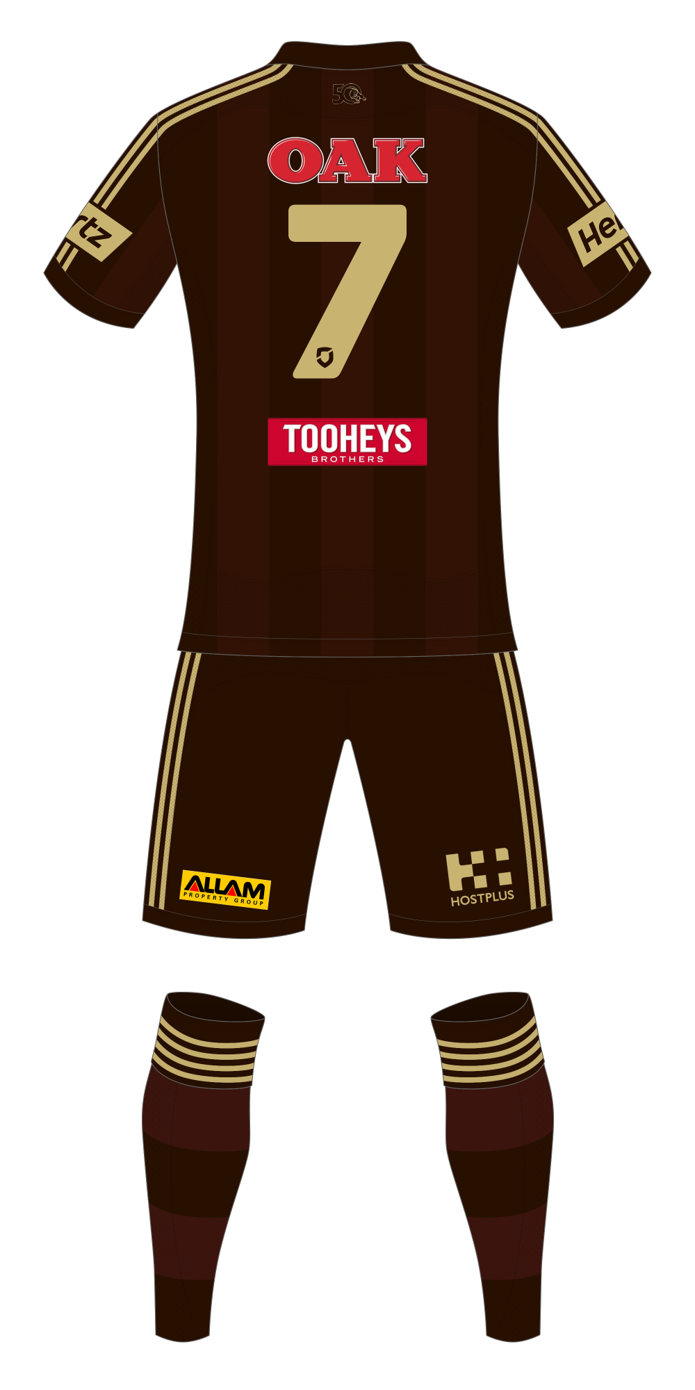 Penrith Panthers Home Kit