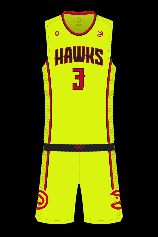 Atlanta Hawks Volt-ernate