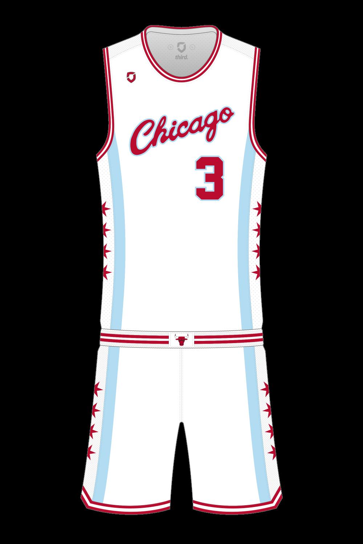 Chicago Bulls Pride Alternate