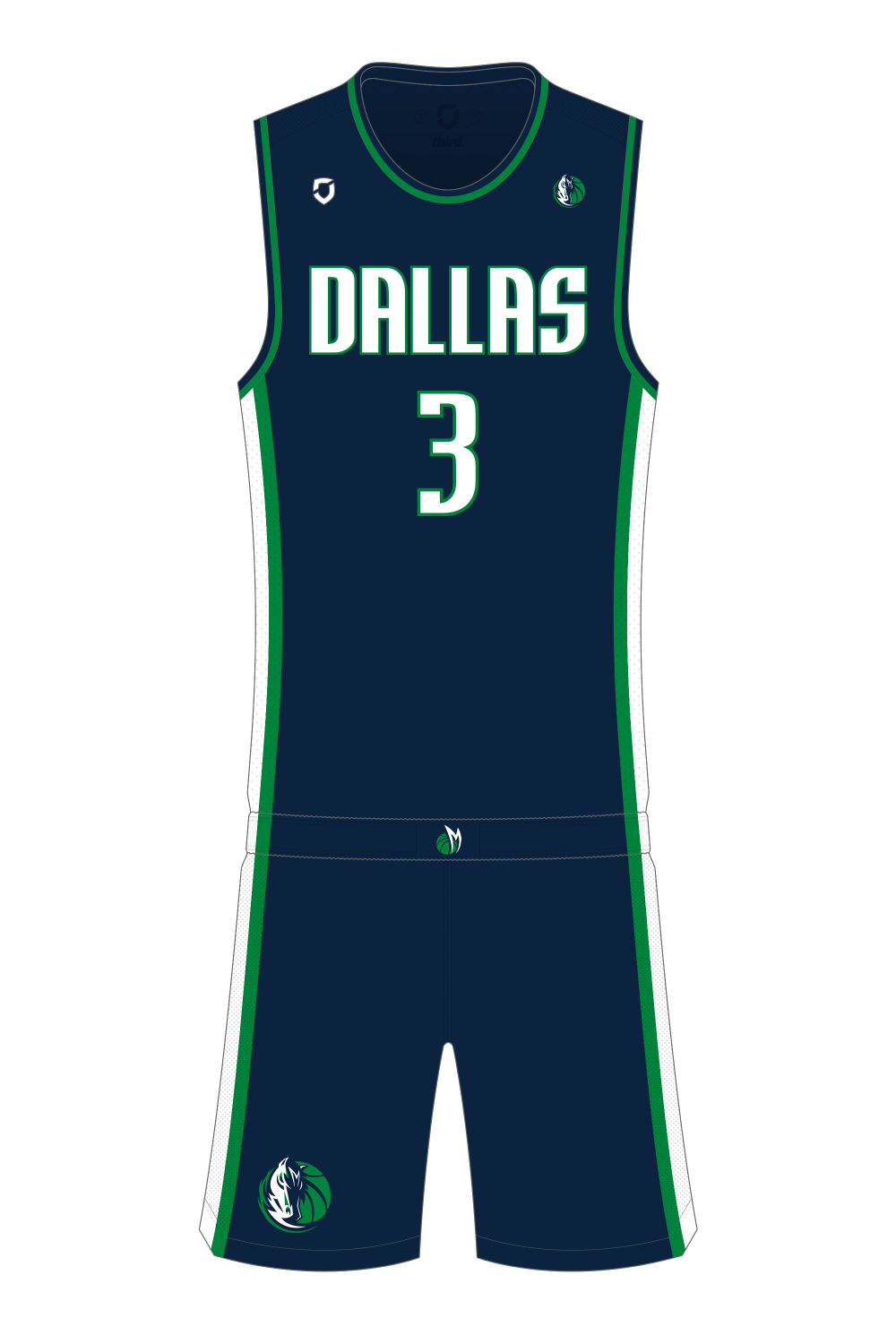 Dallas Mavericks Away