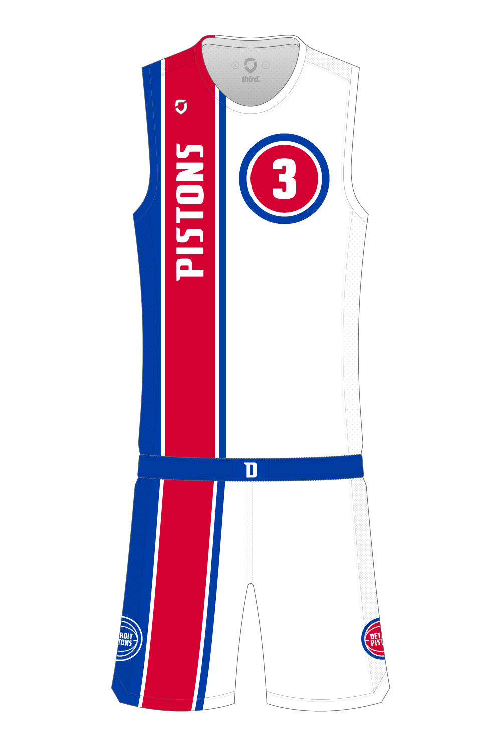 Detroit Pistons Alternate