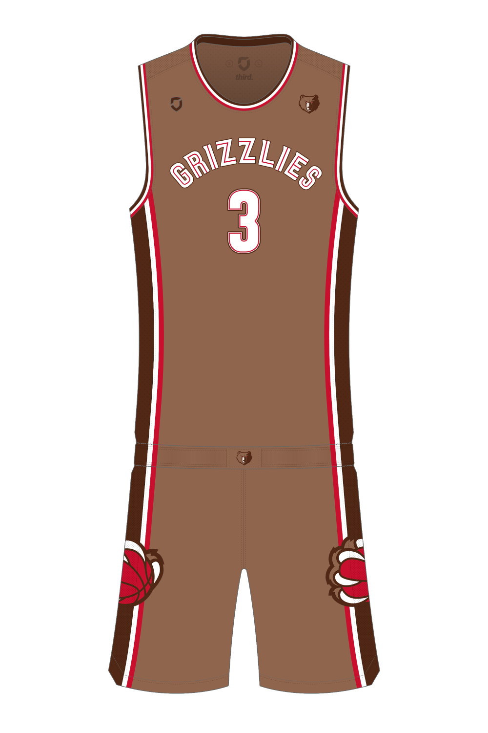 Memphis Grizzlies Away