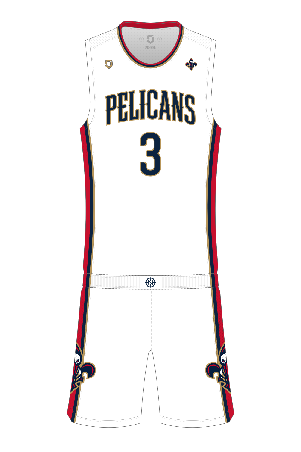 New Orleans Pelicans Home