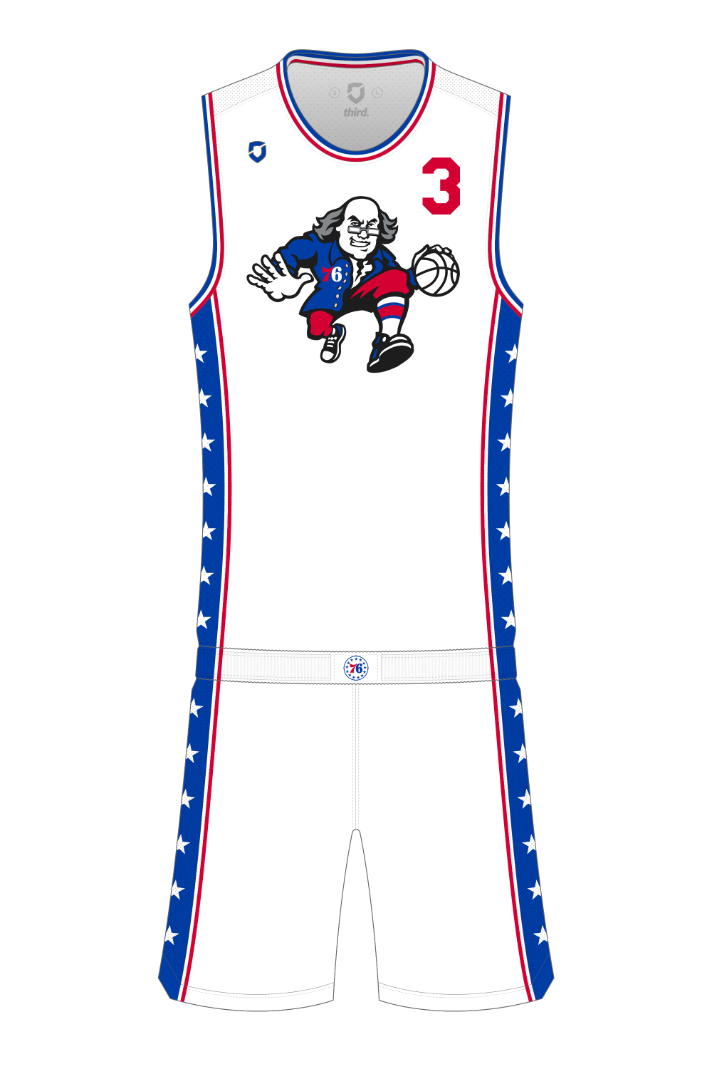 Philadelphia 76ers Alternate