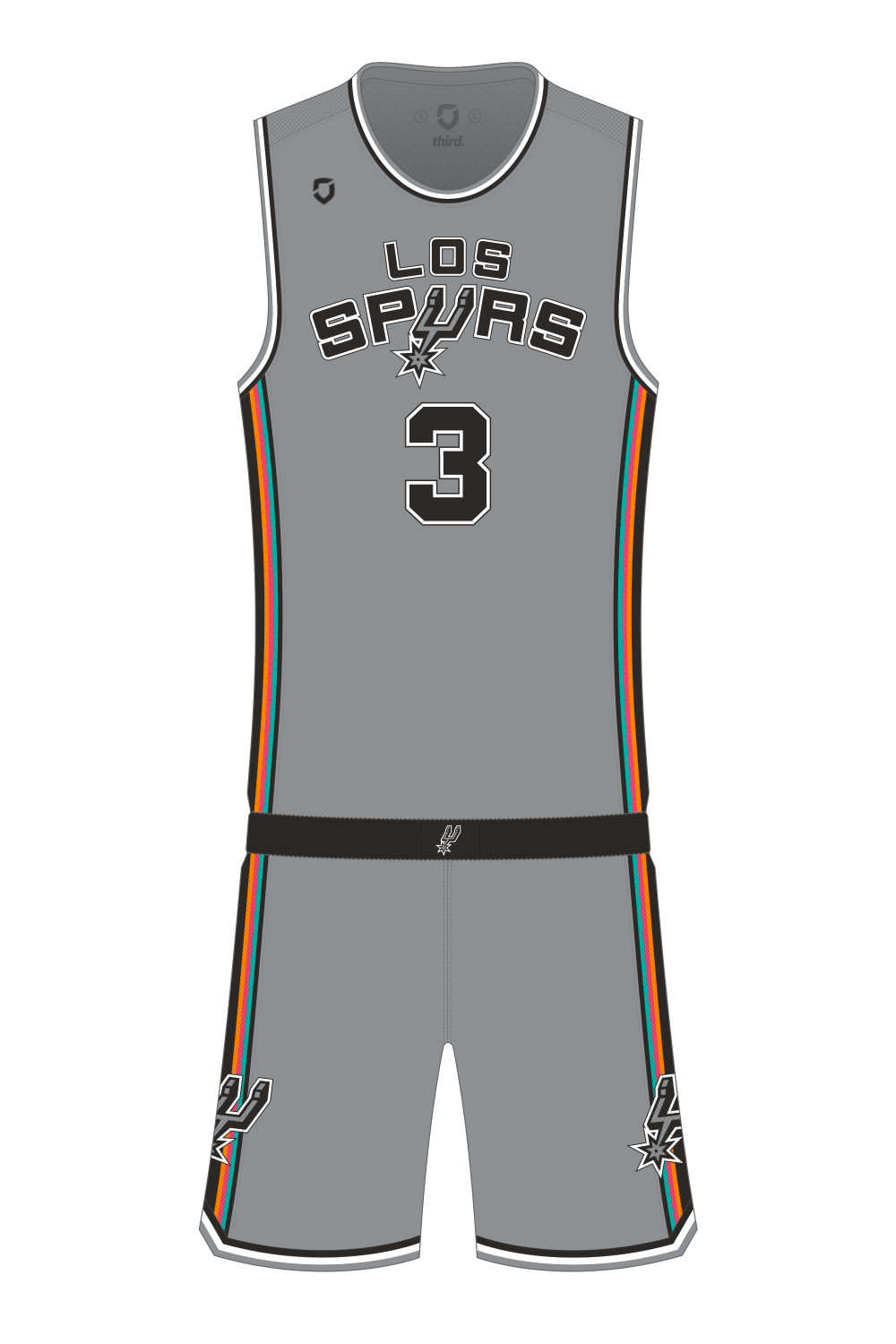 San Antonio Spurs Alternate