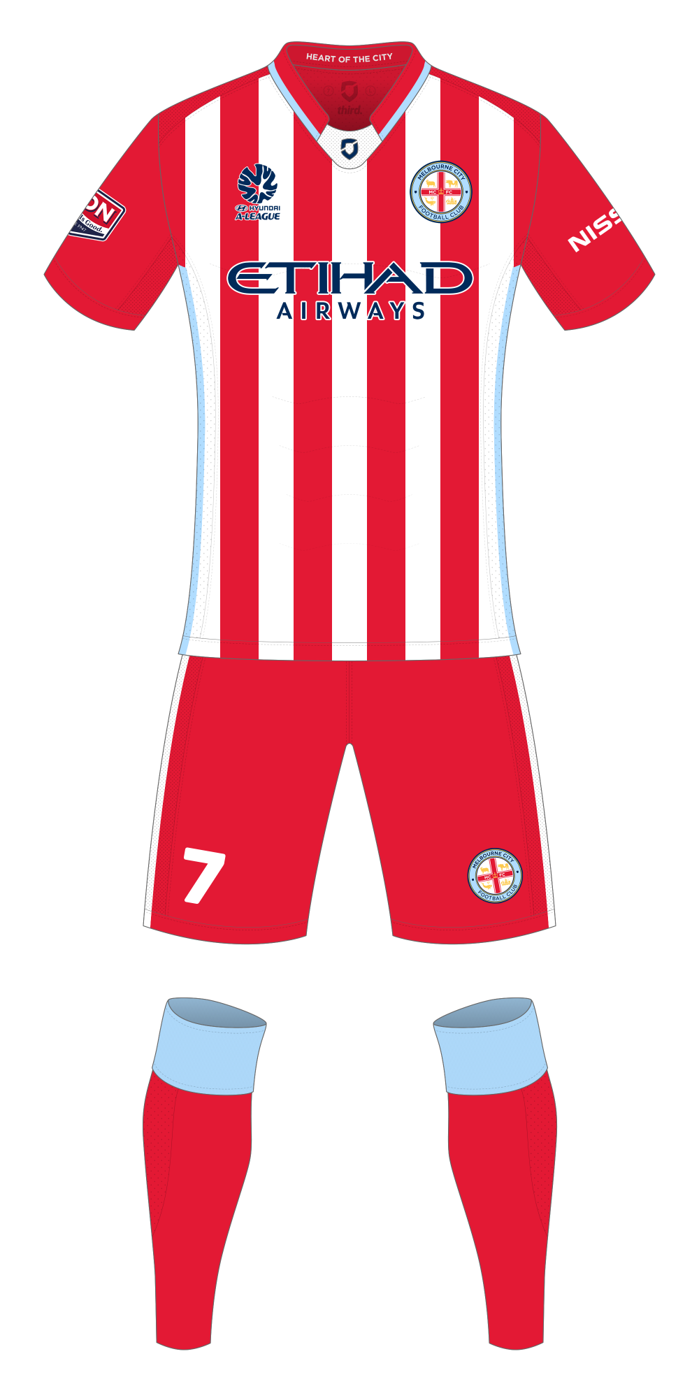 Melbourne City FC Away