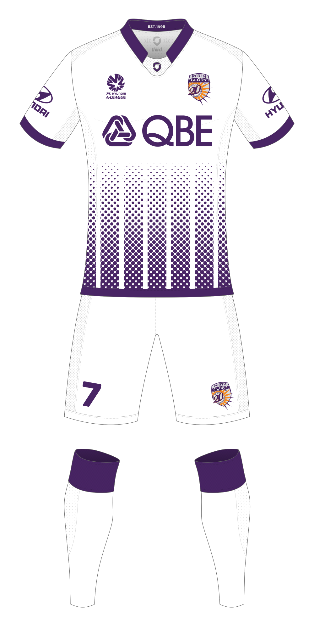 Perth Glory Away