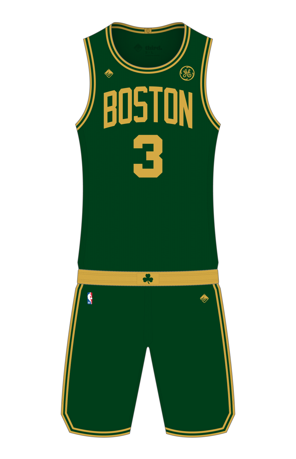 Boston Celtics Statement Edition