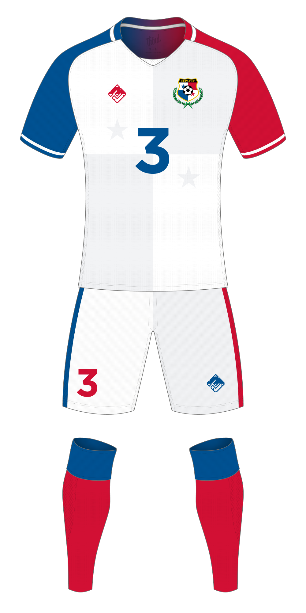 Panama World Cup 2018 concept