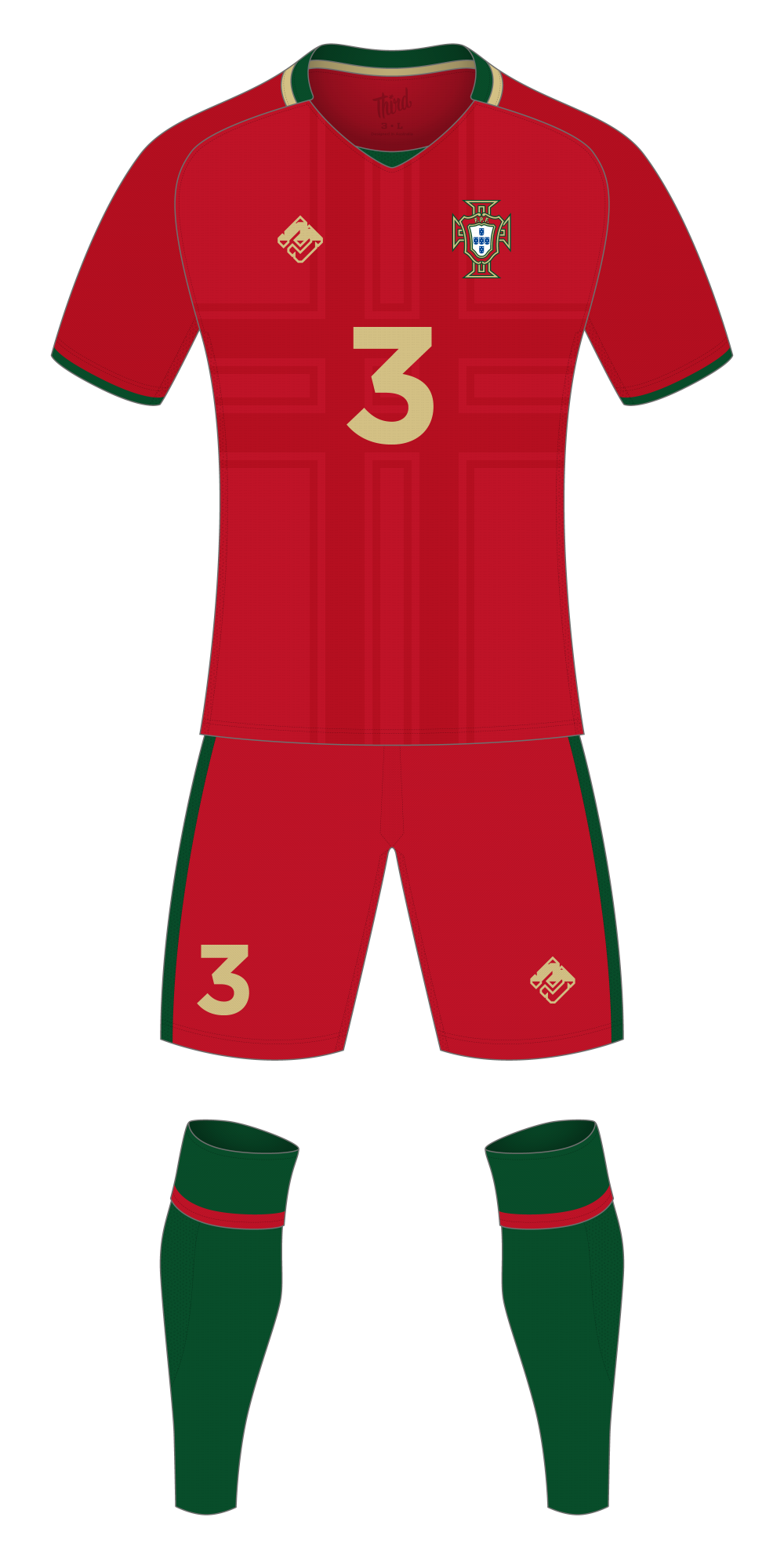 f087614dc Portugal World Cup 2018 concept 22.04.18  football  kit  world-cup